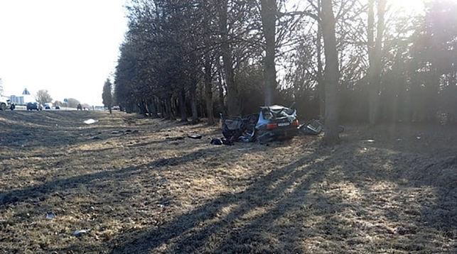 Пьяное ДТП в Дзержинском районе: один человек погиб, трое в больнице