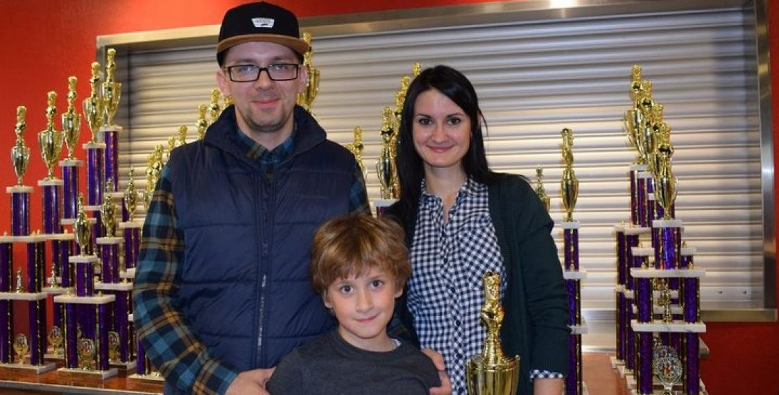 7-year-old boy from Belarus wins US chess championship