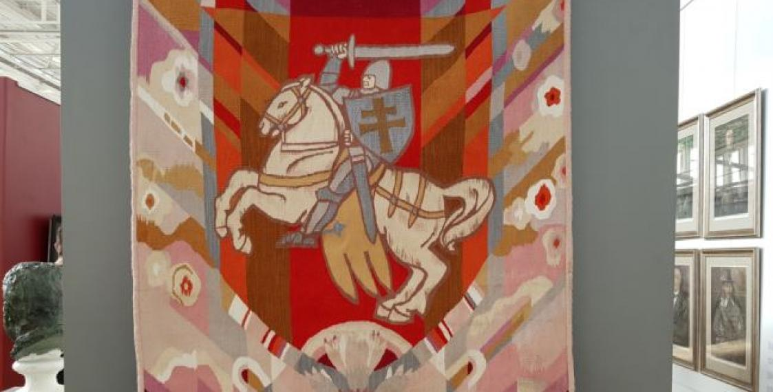 Exhibition on Belarus People's Republic closes early due to low attendance