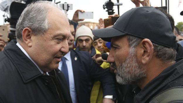Кто такой Никол Пашинян: пять фактов о лидере революции в Армении