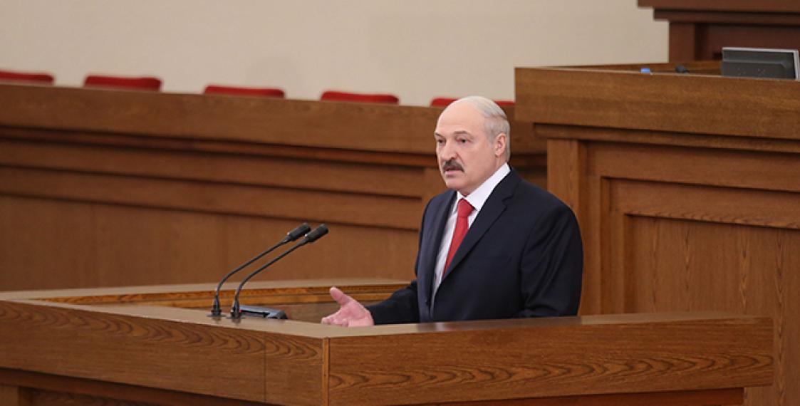 Lukashenka admits he used 'death squads' to eliminate gangsters in 1990s