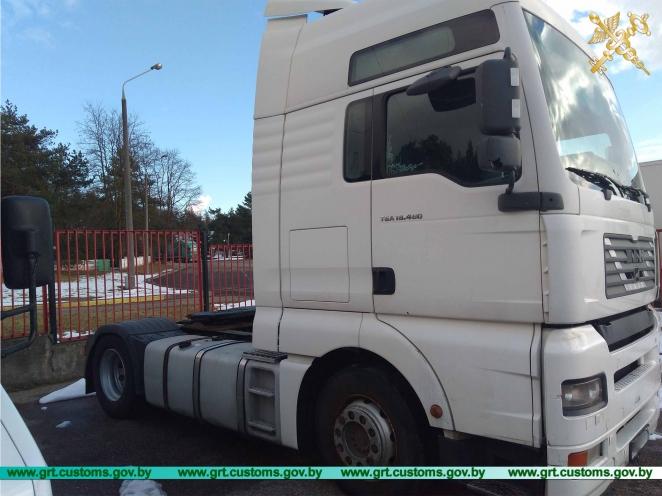 Гродненские таможенники задержали 20 автомобилей с перебитыми  VIN-номерами
