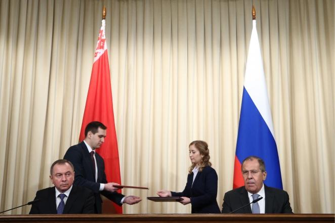 Макей: Россия не повторит украинский сценарий в Беларуси