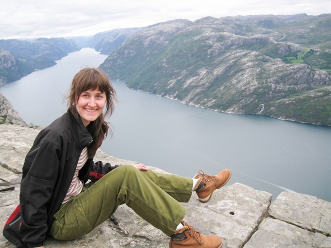 """""""Моя годовая зарплата в Норвегии – $ 56 тысяч. Люди с опытом получают около $ 90 000"""""""