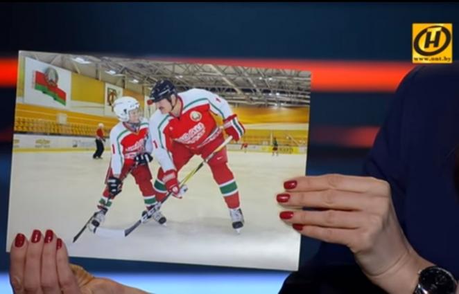 ОНТ показал любимые фотографии Лукашенко