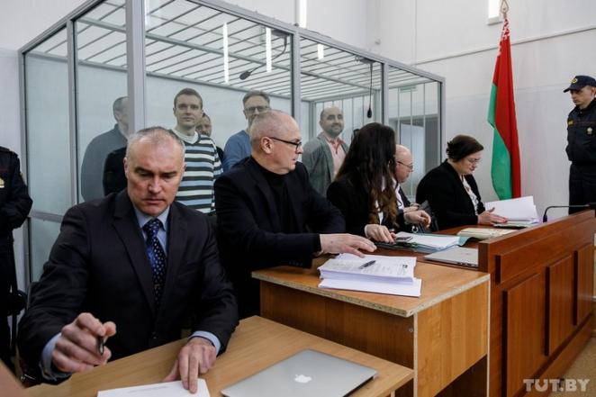 Налоги и дача взяток. В Минске начался суд над Александром Кныровичем