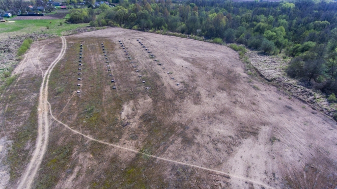$ 100 тысяч – в болото, или Как под Гродно не появился музей сельхозтехники