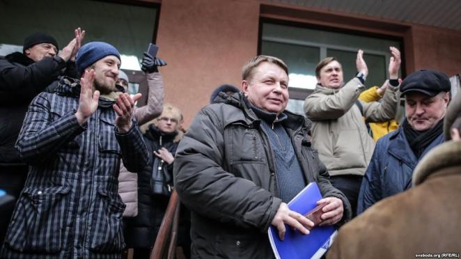 Уголовное дело против профсоюзных лидеров как проверка гражданского общества в Беларуси