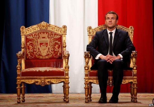 Он им не царь или Миропомазание Владимира Путина