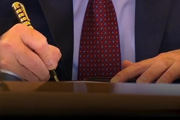 """Вопрос из Сочи: """"У кого самая дорогая ручка в ЕАЭС?"""""""