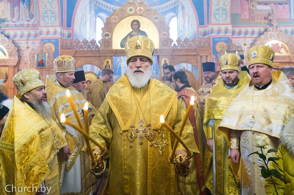 Russia provokes religious conflict in Belarus?