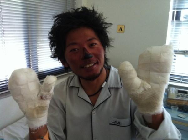 Японец без девяти пальцев погиб при восьмой попытке взойти на Эверест