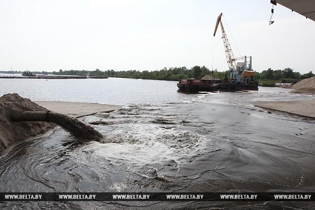 Треснувший мост над Припятью готовят к взрыву