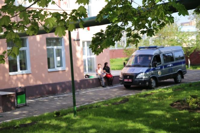 В барановичском детском саду нашли гранату. Детей из сада эвакуировали