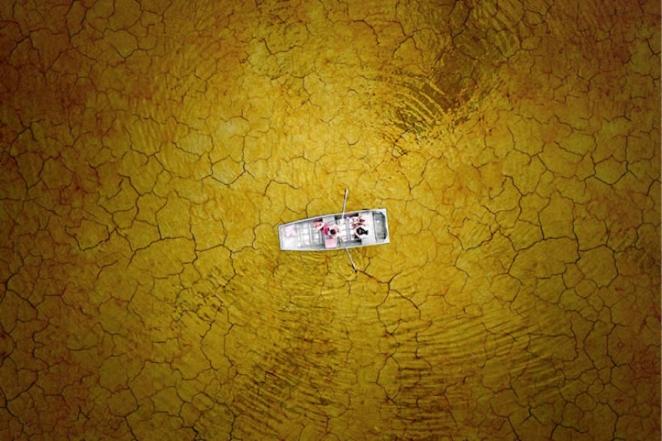 Лучшие фото 2017 года, сделанные дронами