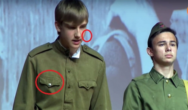Как Колю Лукашенко сделали офицером