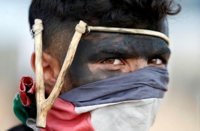 Протесты на границе Израиля и сектора Газа: десятки палестинцев погибли, 900 ранены
