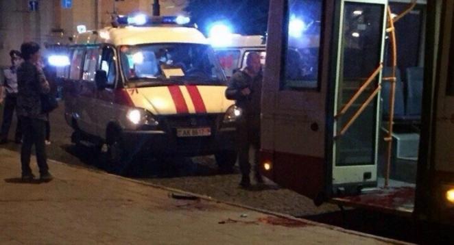 Резня в Гомеле: серьезно ранены три милиционера