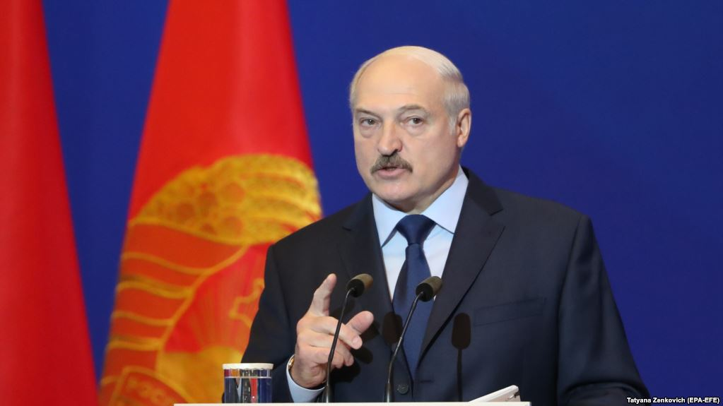 Belarusian Leader Says May Reinstate Russian Border Controls