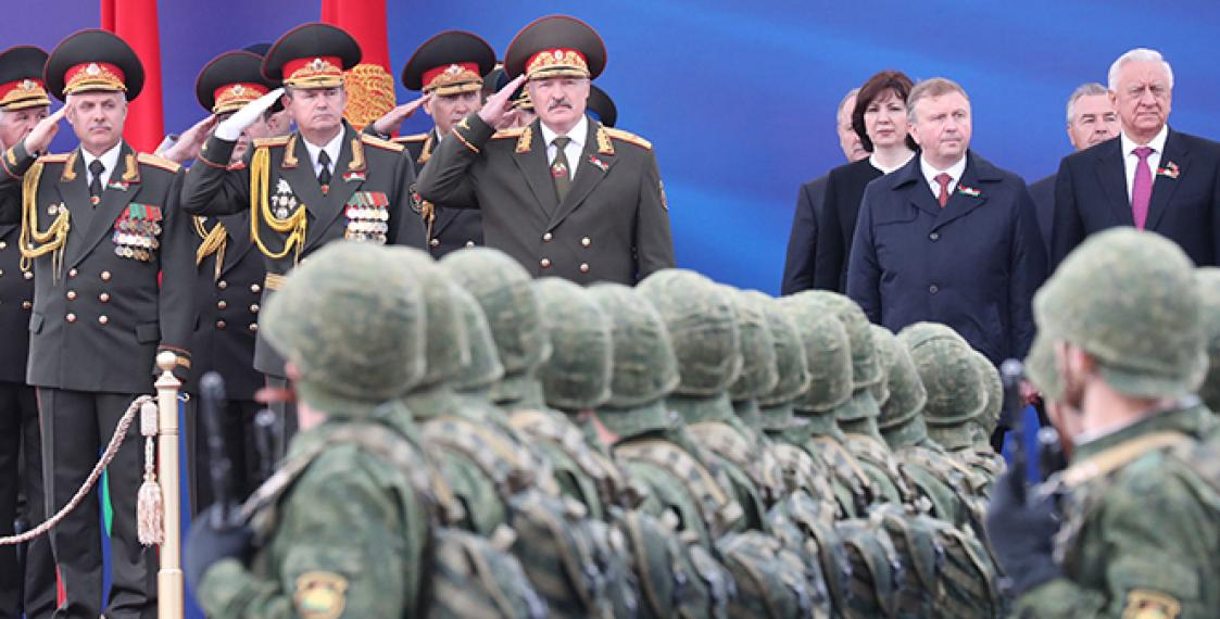 Chinese soldiers to take part in military parade in Minsk
