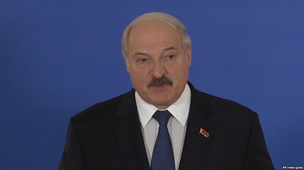 Lukashenka Hails 'Friendly' Belarus-EU Ties