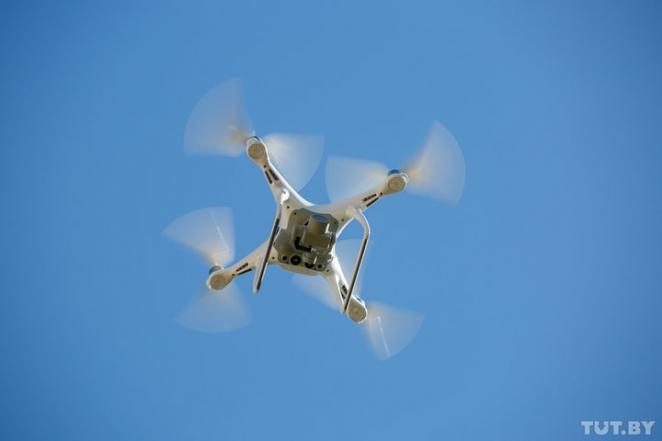 В центре Минска пропали дроны. За три месяца никто не смог их найти