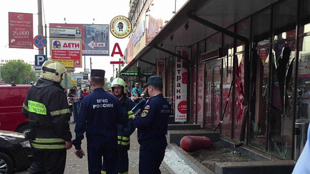 Прокуратура: казаков не привлекали к охране порядка на акции 5 мая