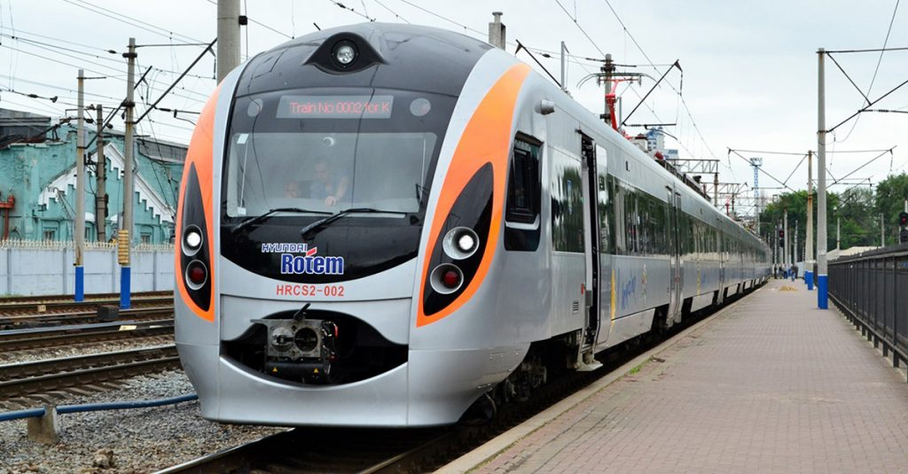 New Train Route To Connect Minsk, Kiev, Riga And Vilnius This September