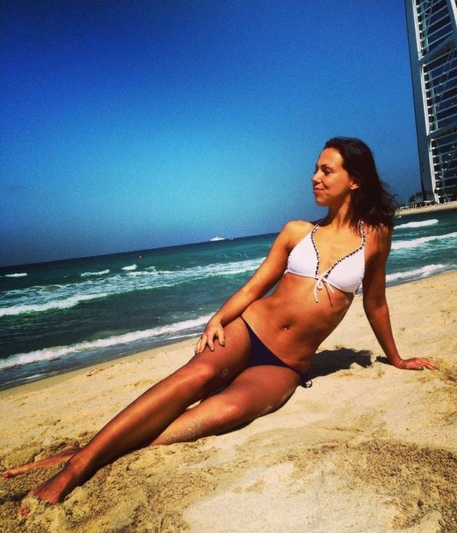 Дочь Василия Жарко — директор модных салонов красоты