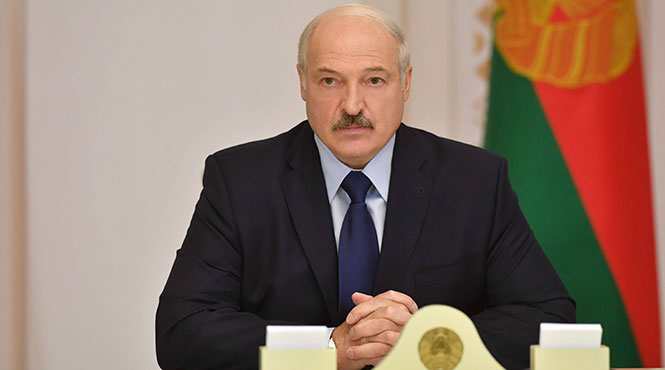 """Dictatorship In Belarus Is Unrealistic,"" President Lukashenko Responds To Criticism"