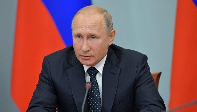Владимир Путин снял спостов 15 генералов МВД
