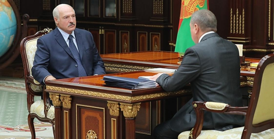 Lukashenka not happy with candidates for Belarus ambassador post in Moscow