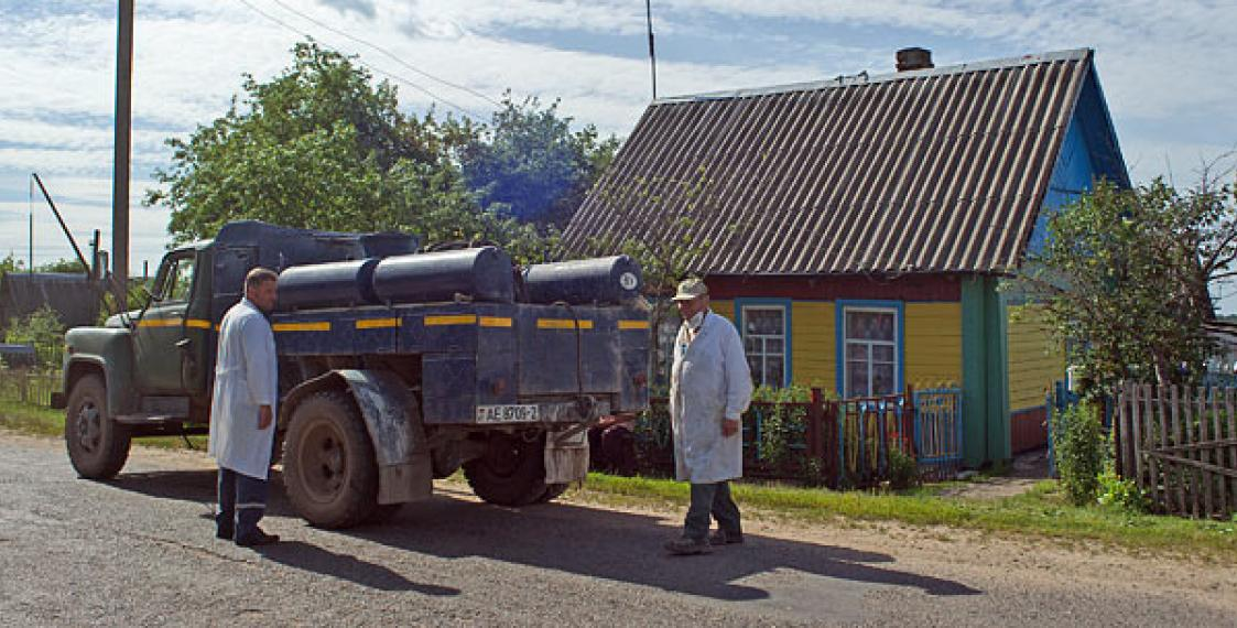 Emergency measures in northern Belarus to prevent ASFV