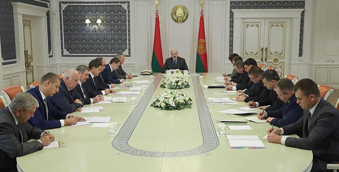 Lukashenka: Belarus to get new tranche from Eurasian fund