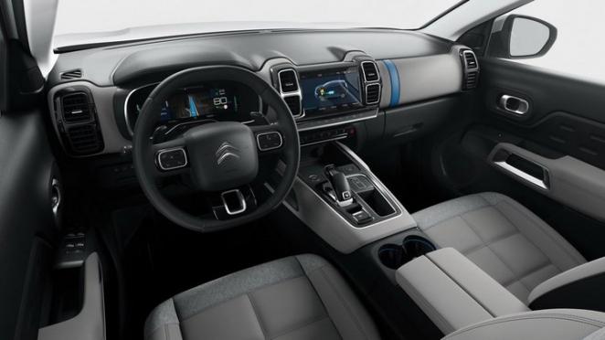 Citroen покажет в Париже гибридный кроссовер срасходом 2 литра на 100 км