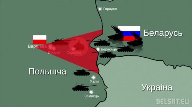 Польские стратеги: Беларусь потеряет самостоятельность