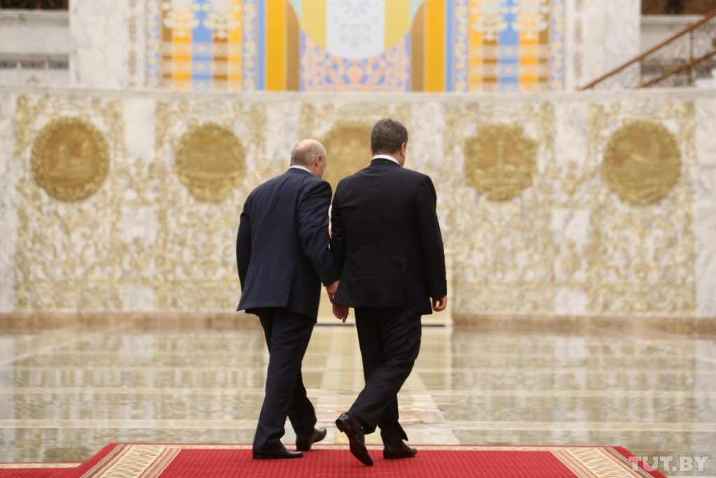 Experts On Why Belarus Is Turning Its Back On Ukraine