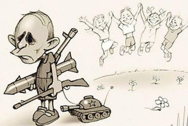 Если завтра война, если завтра в поход - а Верховный к нему не готов...