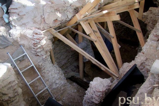 Историки предполагают, что в Полоцке нашли могилу отца Ефросиньи Полоцкой