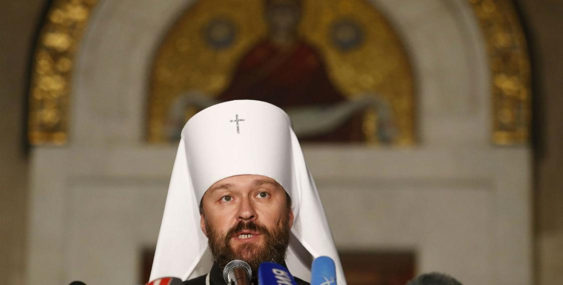 Russian Orthodox Church breaks ties with Constantinople over Ukraine