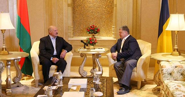 7 причин, почему Порошенко и Лукашенко недовольны друг другом
