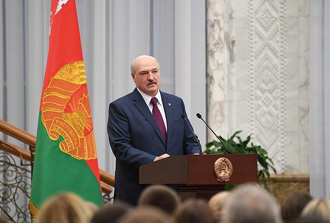 Лукашенко: государство делает все для сохранения мира испокойствия вБеларуси