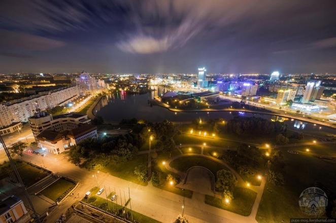 Минский небоскрёб обновил рекорд Беларуси. Рейтинг и виды самых высоких зданий страны