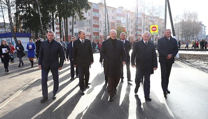 Лукашенко призвал белорусов