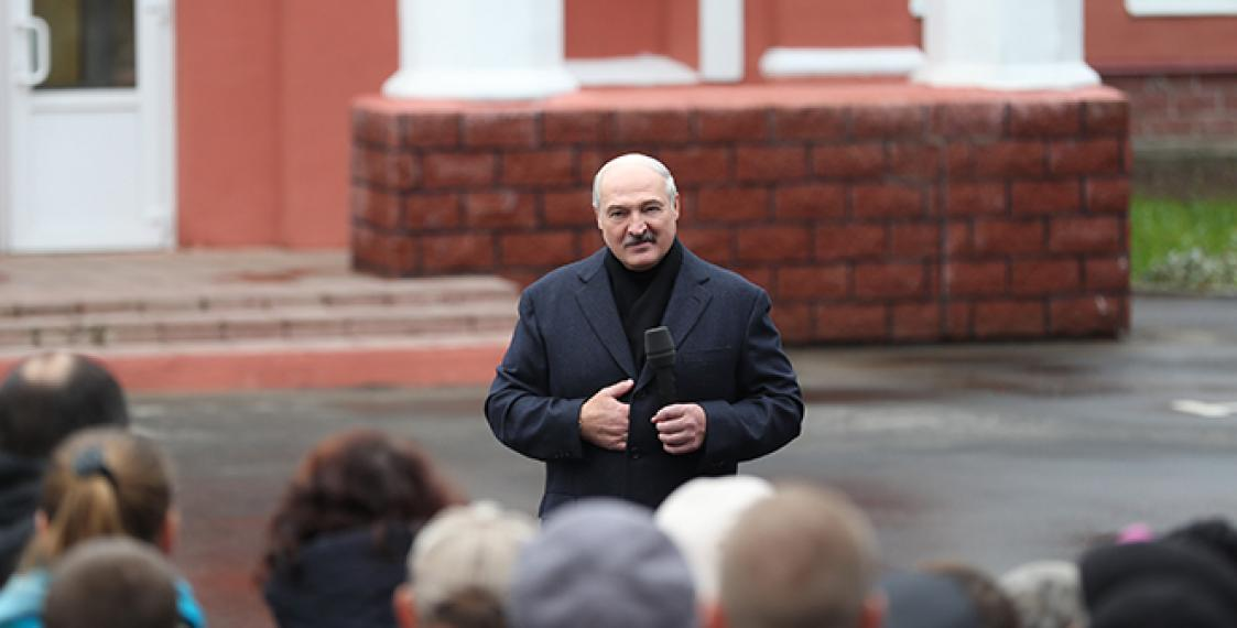 Lukashenka on NATO base in Poland: We and Russians will have to respond