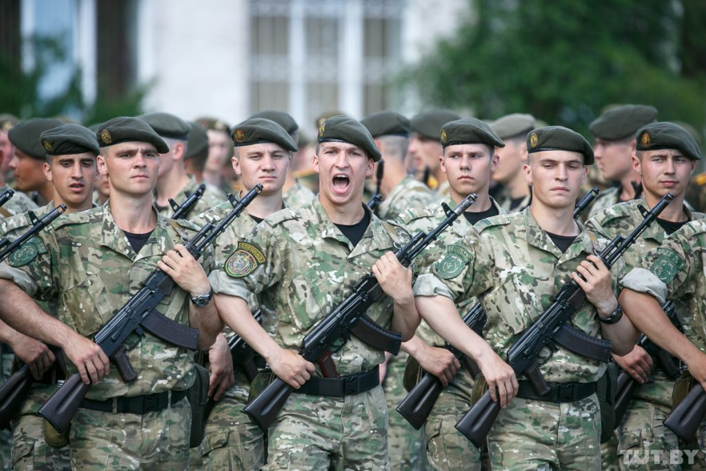 Belarusian Army Among 25 Most Powerful In Europe