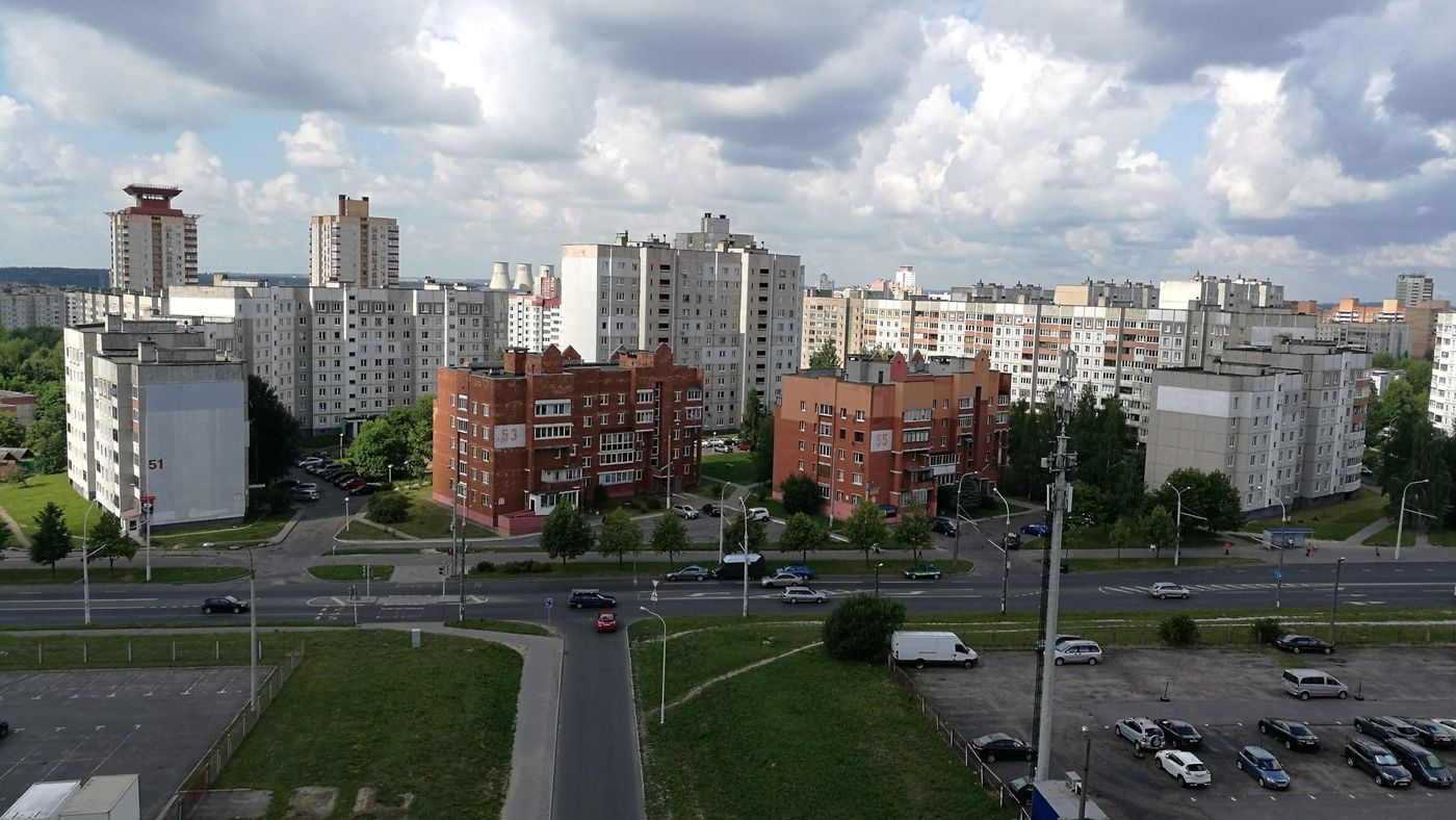 Tiny Belarus is a throwback to the Soviet Union - and the center of a booming tech economy