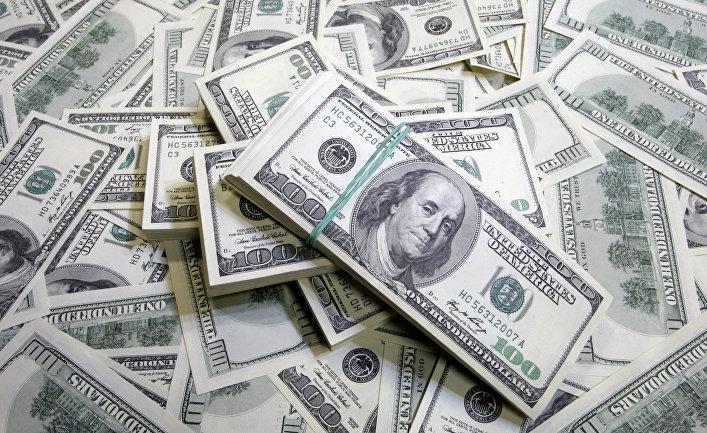 Доллар дорожает четвёртый раз подряд на старте торгов 13 ноября