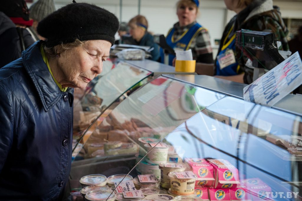 Over Three Million Belarusians Can't Afford Minimum Of Goods And Services
