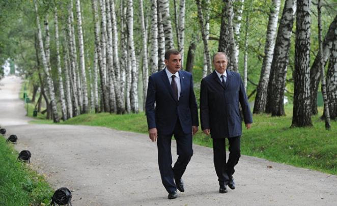 Путин уже выбрал преемника?